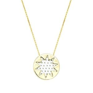 Sunburst necklace ⭐️